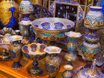 Iran's Handicrafts