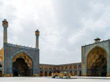 Masjed-e Jameh of Isfahan (Jameh Mosque)