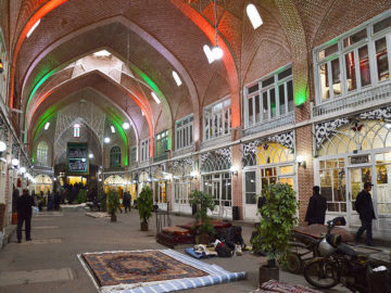 Tabriz Historic Bazaar Complex (Traditional Bazaar of Tabriz)