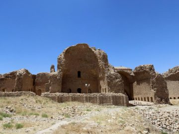 The Palace of Ardeshir, Firouzabad - Fars, Iran